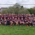 U-12's beat Mold Rugby Club Croeso i Wefan Clwb Rygbi Yr Wyddgrug 1 - 8