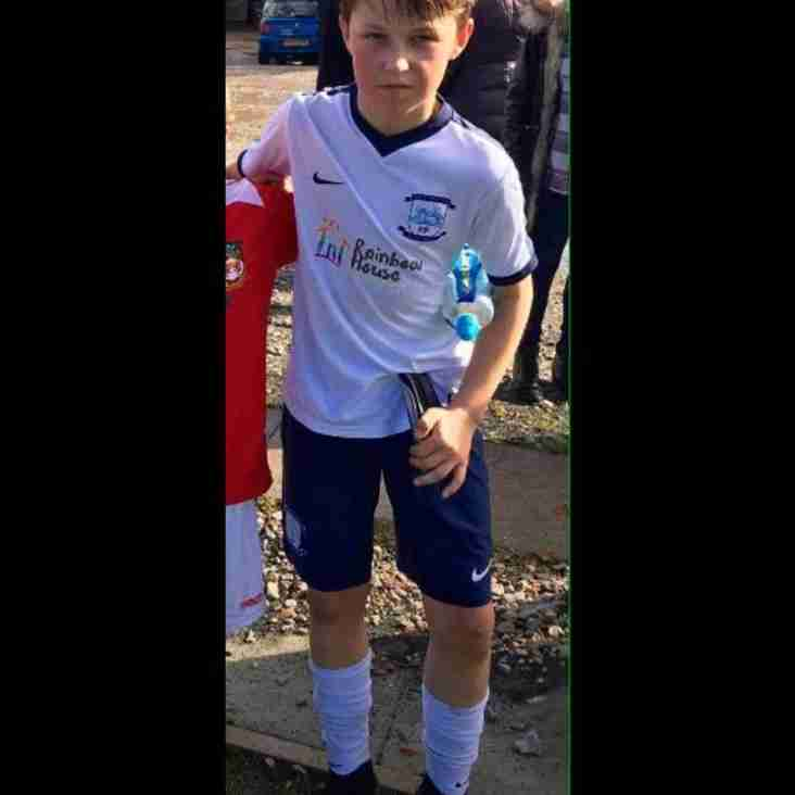 Another Maghull FC U13 Starlet Signs for Preston NE