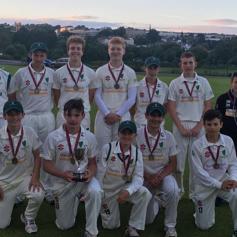 Final ball thriller takes U'15s to final