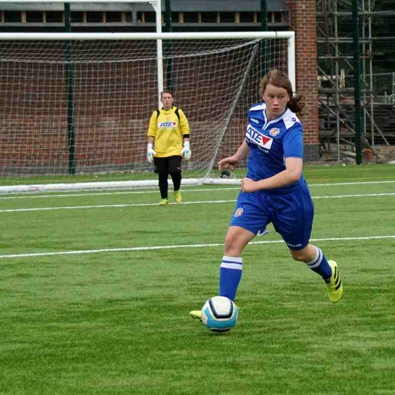 York City 2-1 Crewe Alex 14/08/16
