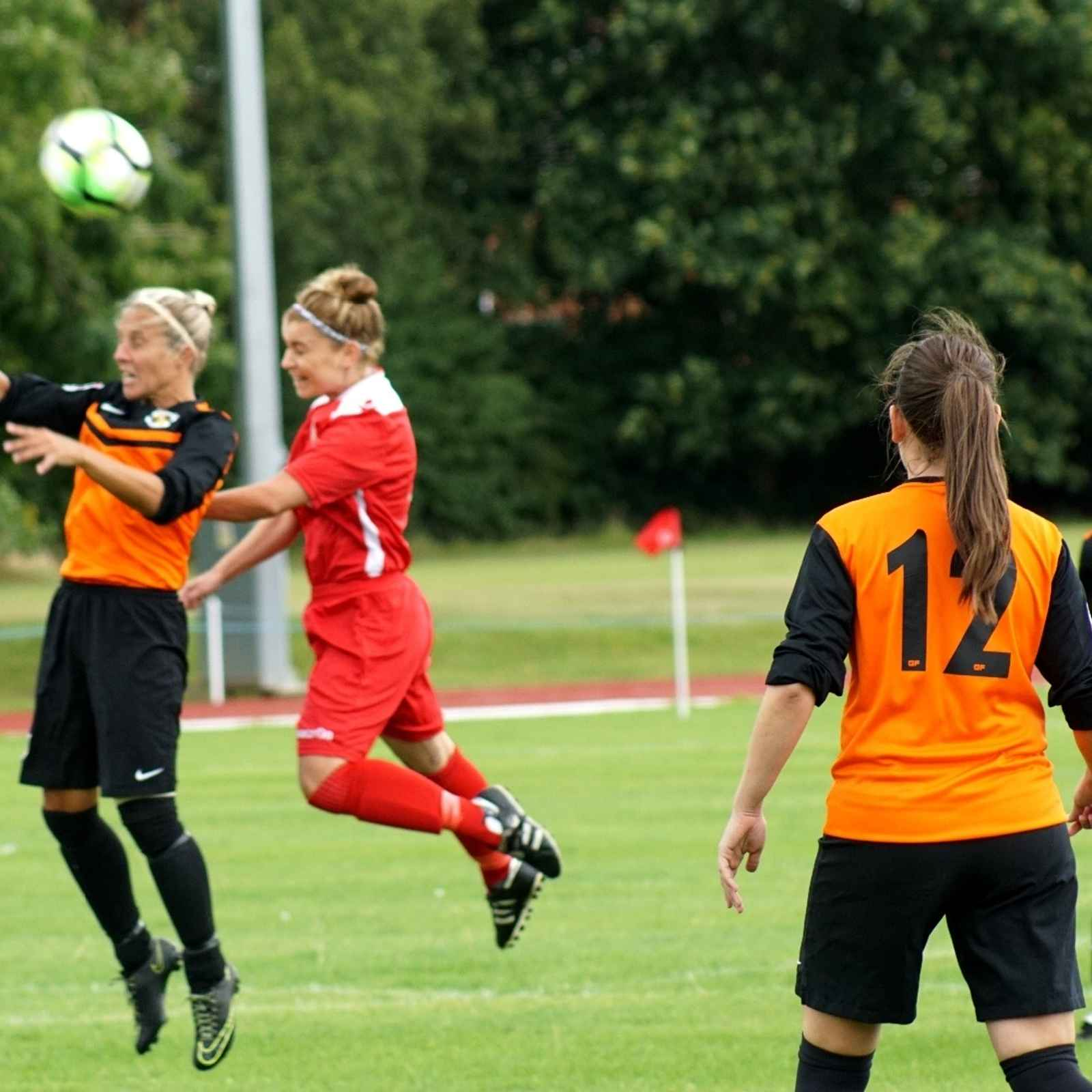 1st Team begin new season with defeat to Chorley