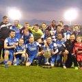 TJ Vickers Cup Final - Shawbury United v MDTFC