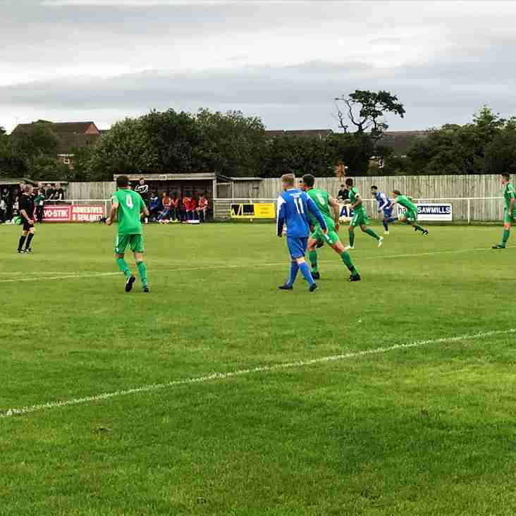 Draws for both Drayton sides at the Festival of Football