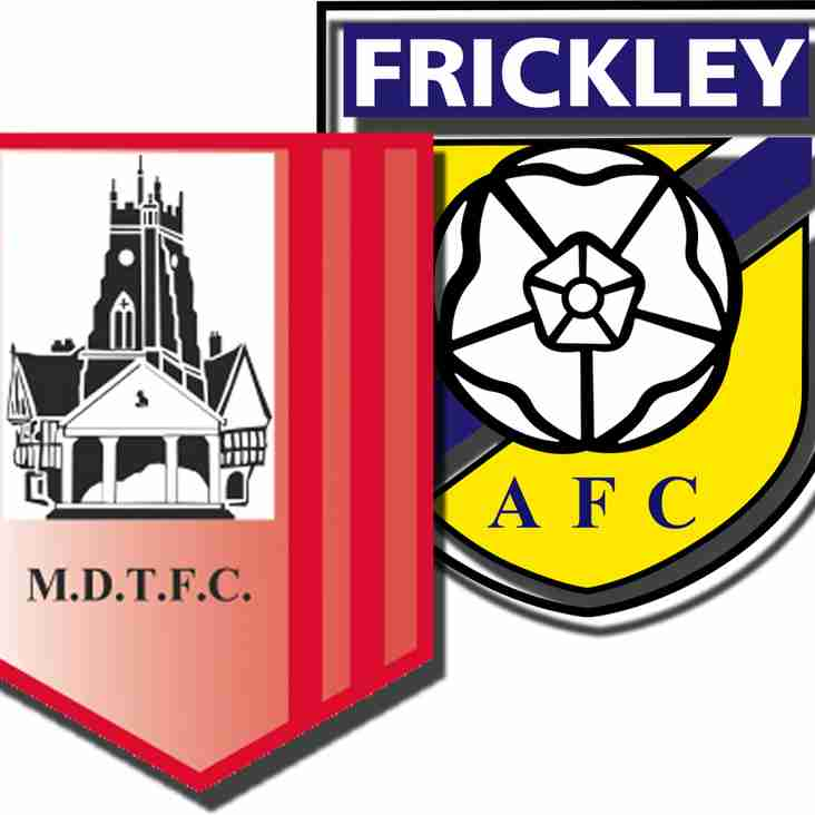 Match Preview - MDTFC v Frickley