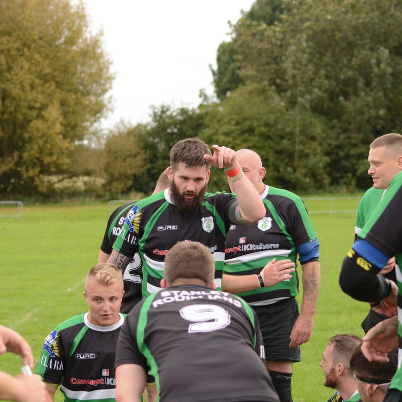 Stanley Rodillians 28 - 13 Garforth RUFC