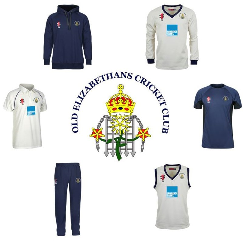 NEW OECC Gray-Nicolls Club Shop