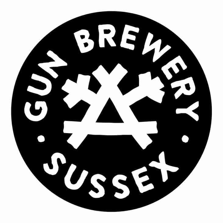 New Sponsor! Gun Brewery
