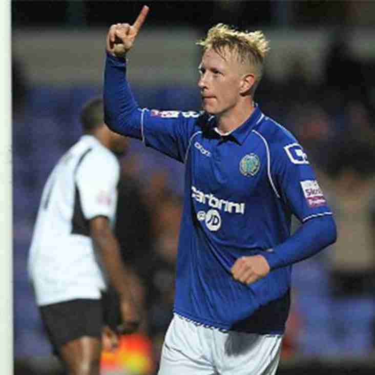 Keates-Factor Key In Signing For Wrexham - Boden