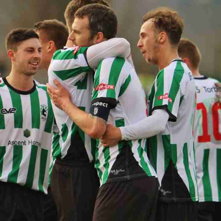 Blyth Find That Quality Costs As They Get Their Goalscorer