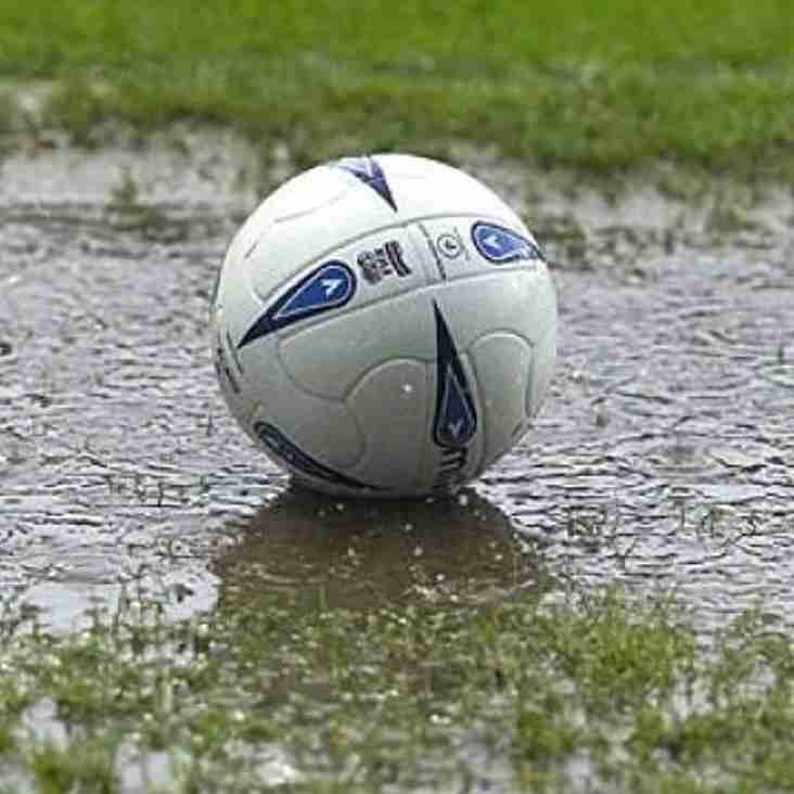 Ladies Game Postponed