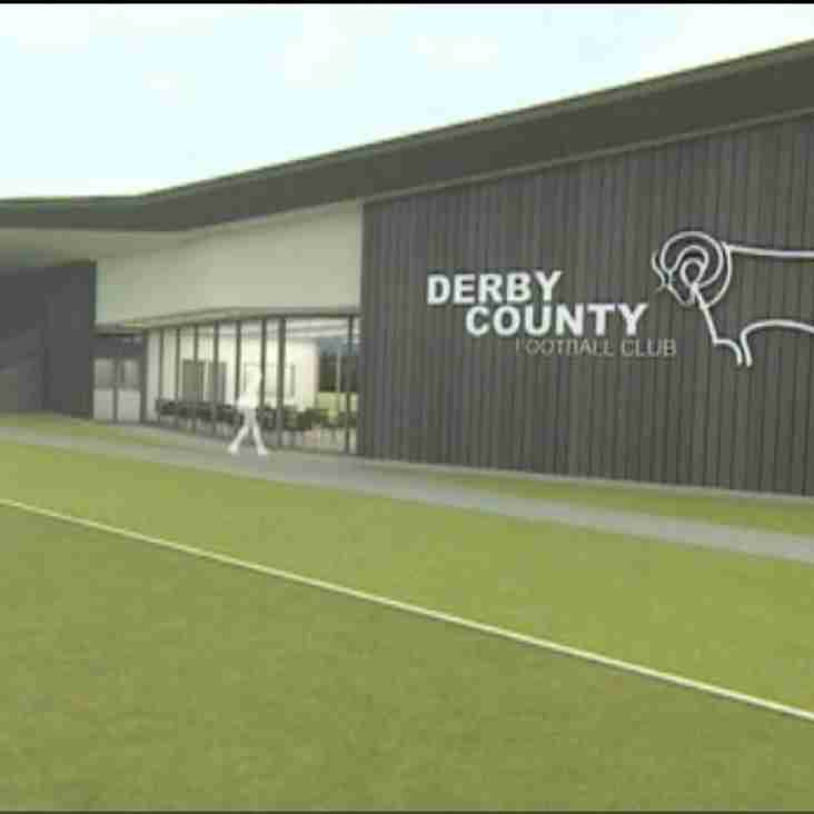 Want a Peek at Derby County's Training Facilities?