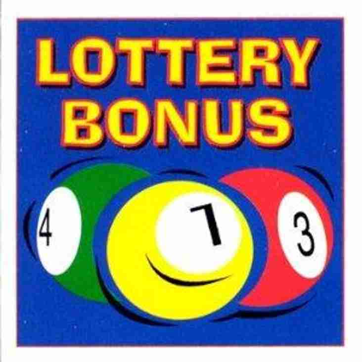 The final weeks winner of the CACC Lotto Bonus Ball Wk 20 is...
