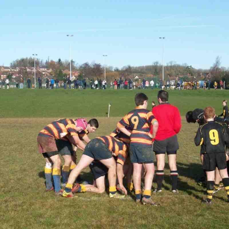 U14's 18th November 2012