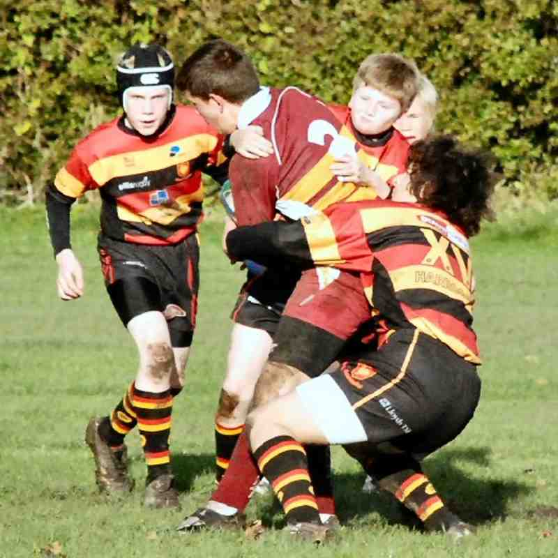 1st XV vs Middlesbrough 15/11/09