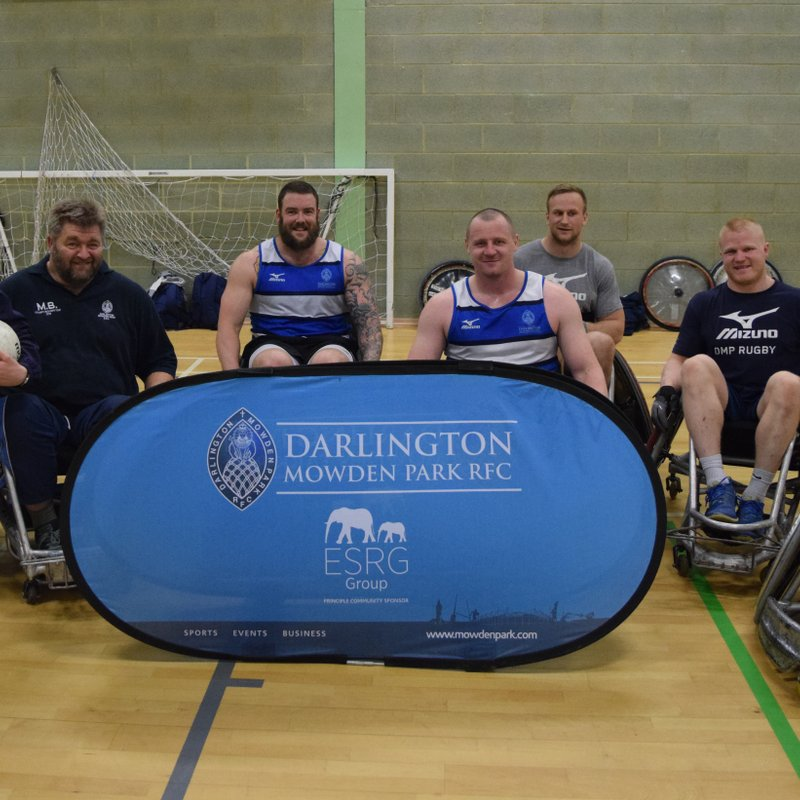 Wheelchair Rugby Tournament a Huge Success