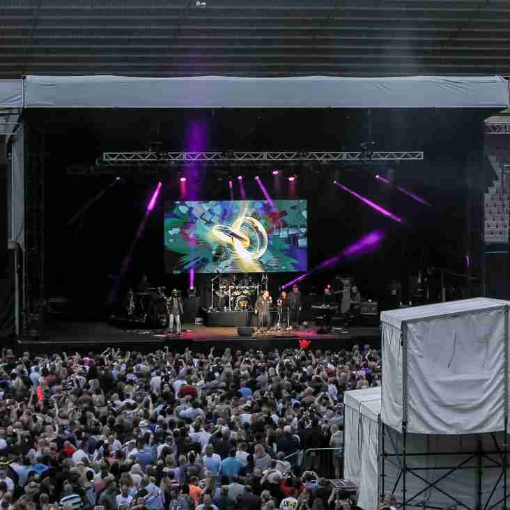 2018 Concert Hospitality On Sale for Members & Sponsors