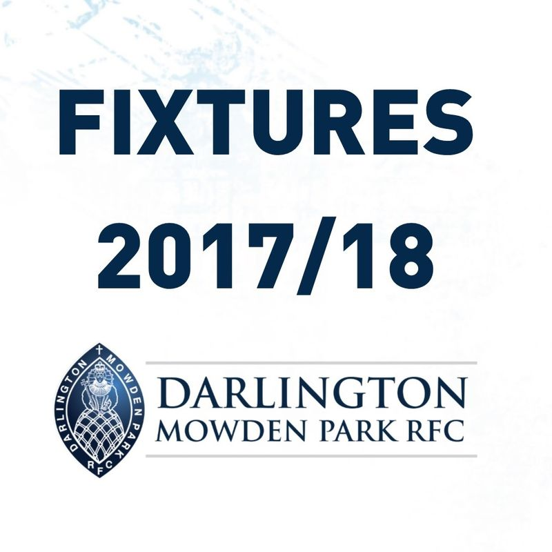 2017/18 1st XV Fixtures Announced