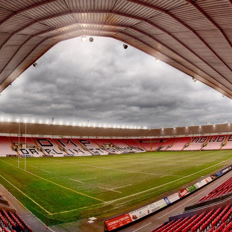 Mowden Park to host Darlington FC Pre-Season Friendlies
