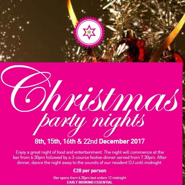 Book Your Xmas Party At The Arena!<