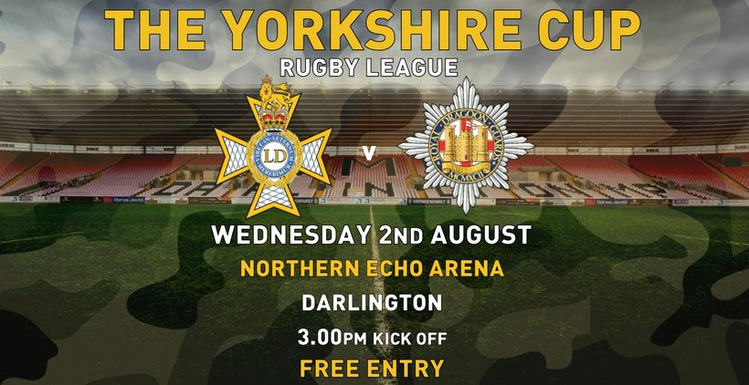 DMP to host Army Rugby League Fixture. ↧ Show more ↥ Show less