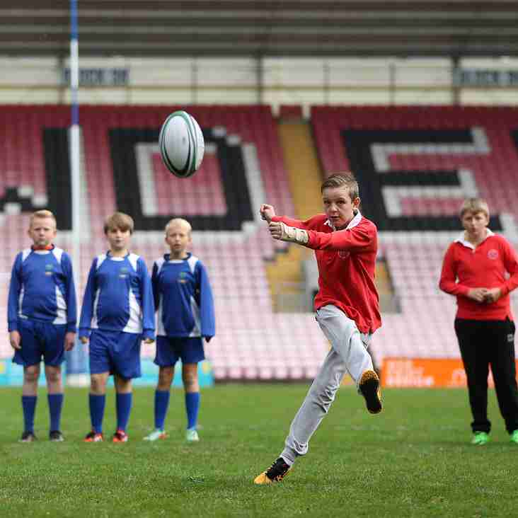 DMP Half Time Kicking Competition 2017/18