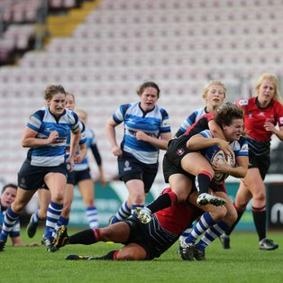 Gloucester-Hartpury come out on top in season opener