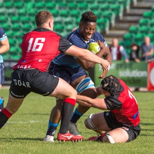 Second Half Comeback Keeps Mowden at the Top