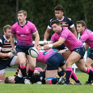 DMP suffer first defeat of the season at the hands of OA's