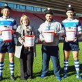 Match Day Charities at Mowden Park