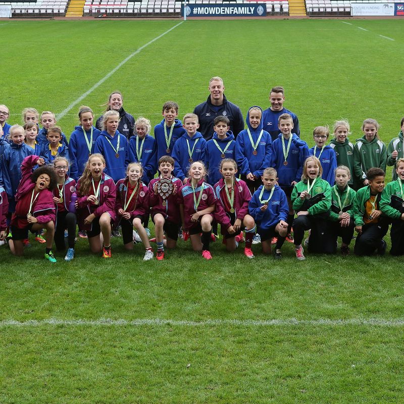 Primary Tag Festival at Mowden Park