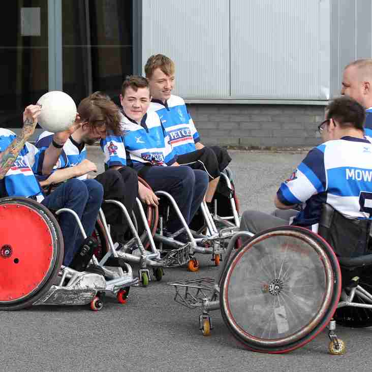 DMP Bulls Wheelchair Rugby Tournament