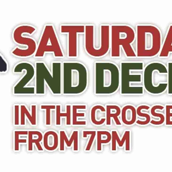 Race Night - Saturday 2nd December