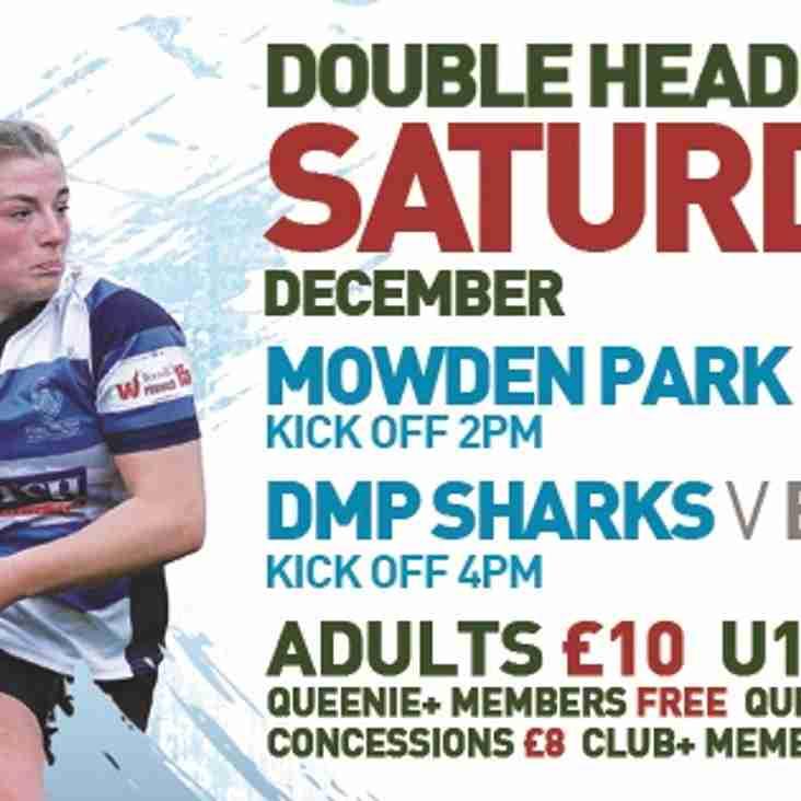 Super Saturday Returns to Mowden Park!