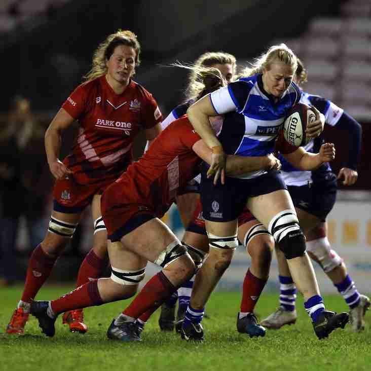 DMP Sharks 3-26 Bristol Ladies