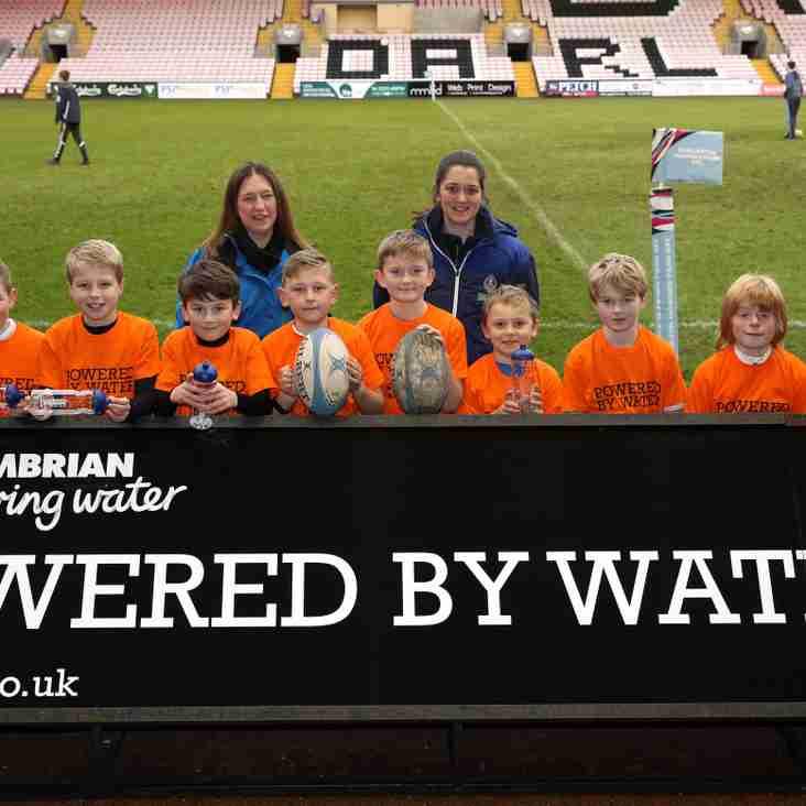 Mowden Park Community Scheme Powered by Water