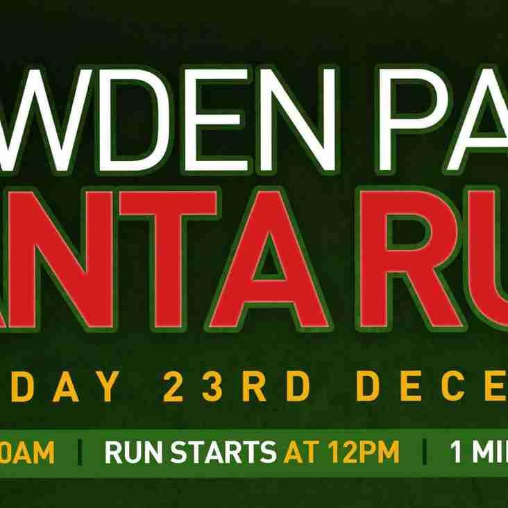 Mowden Park Santa Run