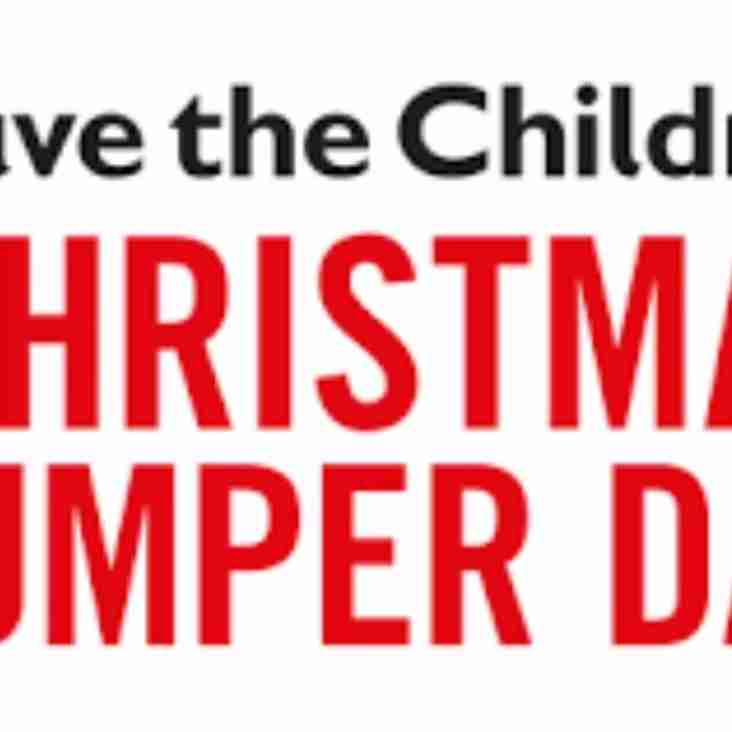 Save The Children Christmas Jumper Day