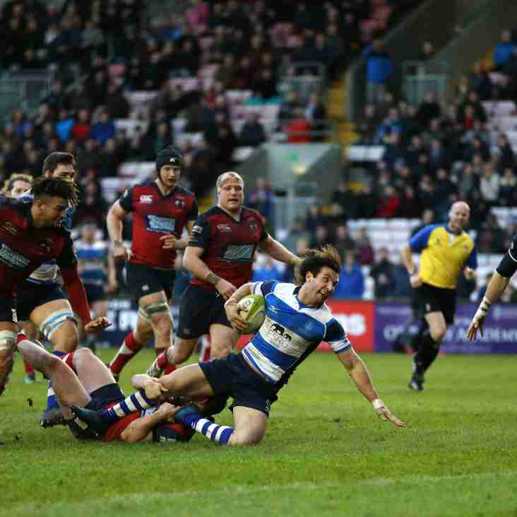 Matchday Information – Blackheath & Quins