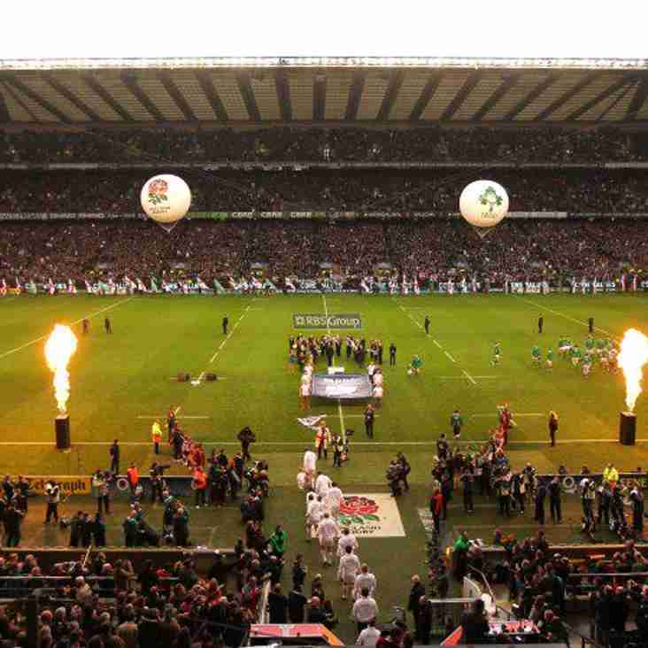 England Six Nations Tickets for Club Members