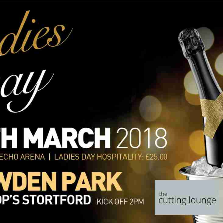Ladies Day 2018 - SOLD OUT