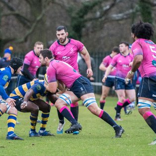 Mowden Make It 7 Straight With Win at Old Elthamians