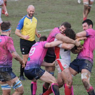 Plymouth Too Strong For Travelling Park