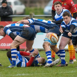DMP back to winning ways to take 4 points from their trip to Volac Park.