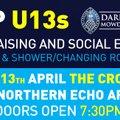 DMP U13s Fundraising & Social Evening
