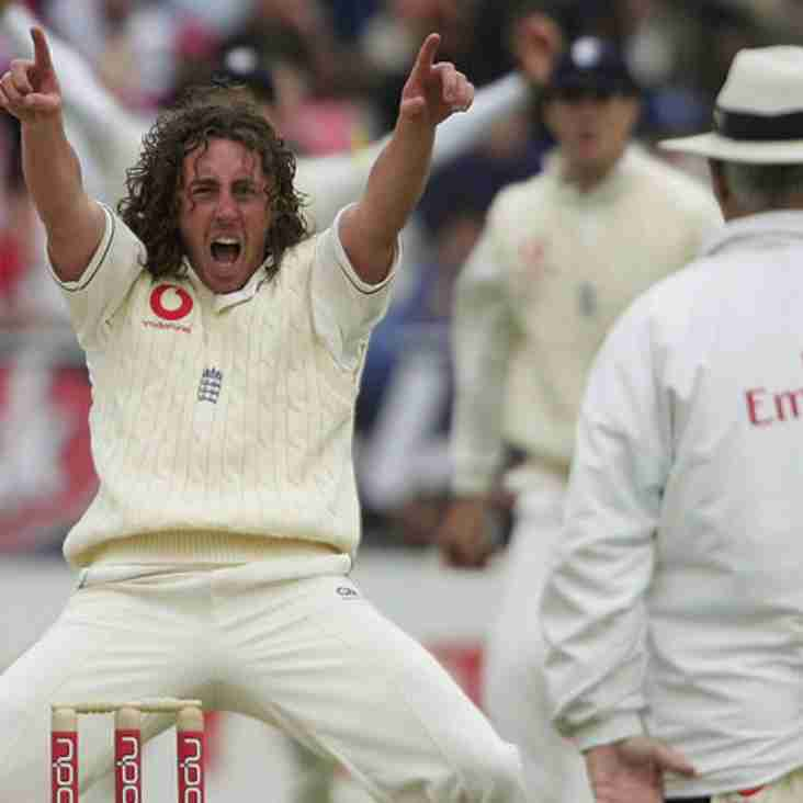 Ryan Sidebottom Swings By for a Question of Sport