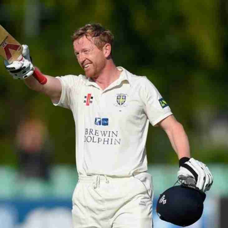 Paul Collingwood Signs Up for a Question of Sport