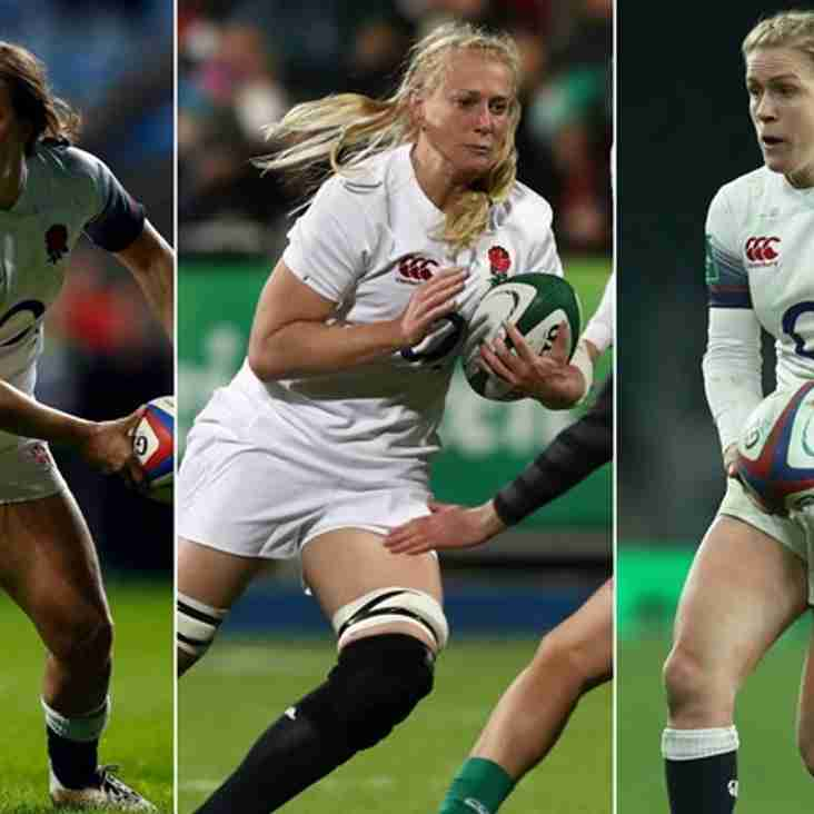 Sharks Duo Shortlisted for Red Roses Award