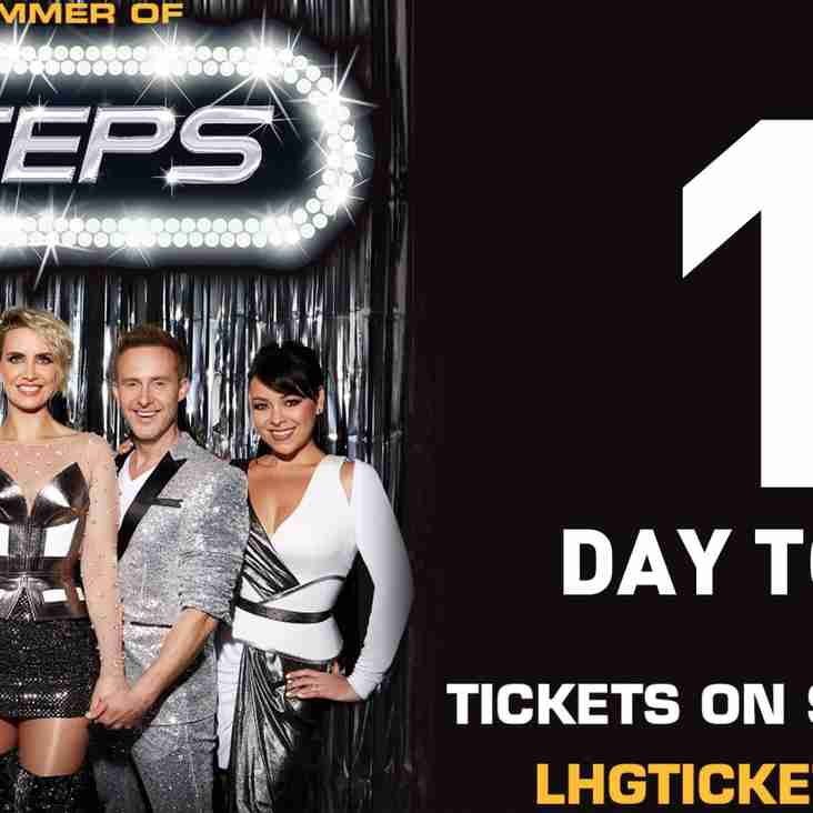 Summer of Steps 2018 - 1 Day to Go!