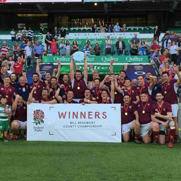 Durham Clinch County Championship at Twickenham