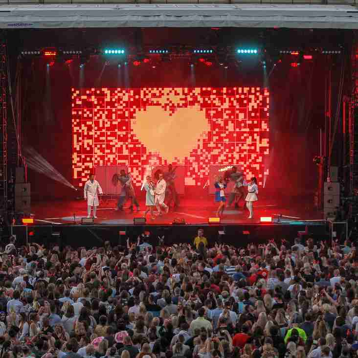 Steps Concert Proves A Big Hit In Darlington